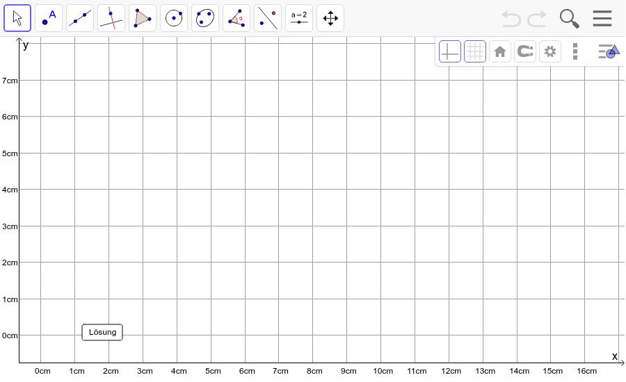 Dreieck 2: A(2/3), B(11/4), C(7/8): Zeichne das Dreieck und konstruiere den Schwerpunkt S. Füge den Screenshot der Koordinaten von S im Auftrag in Teams ein! Drücke die Eingabetaste um die Aktivität zu starten