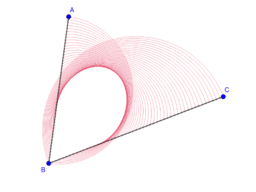 Curve Stitching With Semicircles