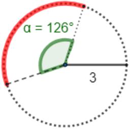 Longitud de Arco de Circunferencia