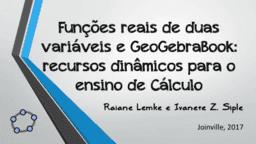 F2V: recursos dinâmicos para Cálculo