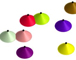 Voronoi kegels (2)