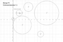 Omkreds og diameter_Egebjergskolen