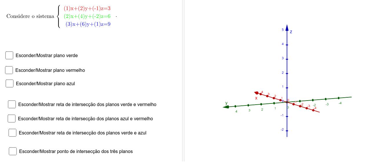 Exemplo 3 Press Enter to start activity