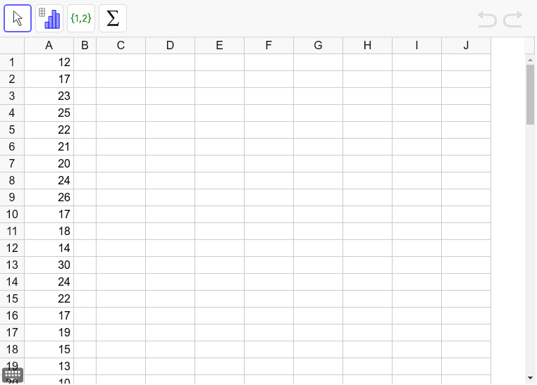 Use this spreadsheet for the Week 2 Assessment Press Enter to start activity