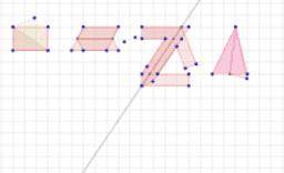 simetri ekseni yanlış olanların doğruları