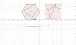 Hexagon disection