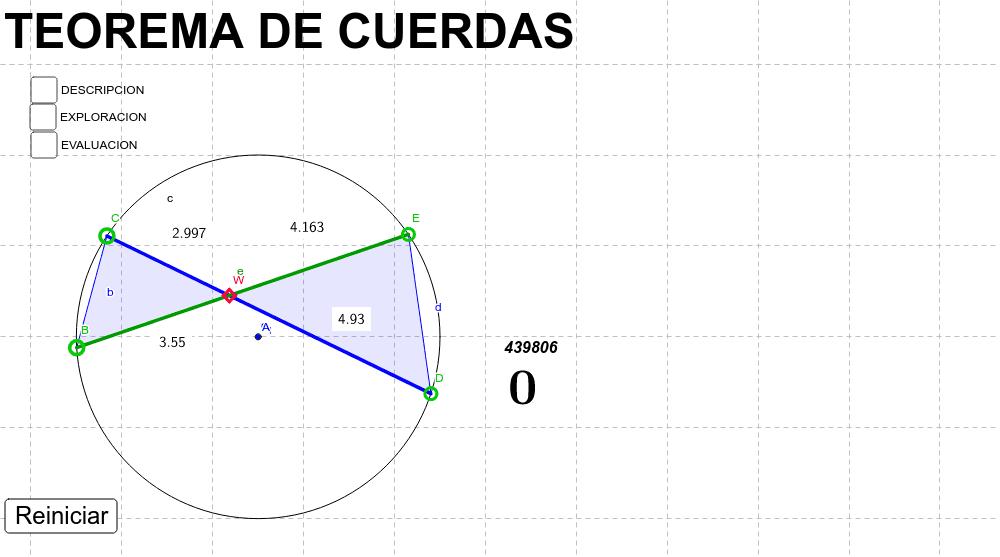 Cuerdas,Circunferencia