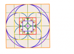 Fibonacci Spiral ( Maths or Art )