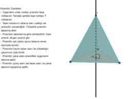 Alara Gündoğdu Piramit Özellikleri