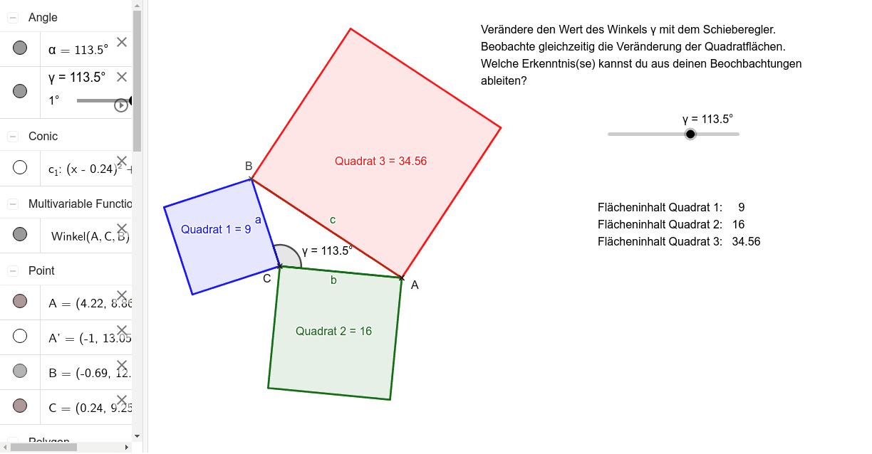 pythagoreische tripel