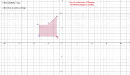 Rotating A Dynamic Pentagon