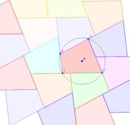 内接四角形と外接四角形