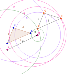 Translating a Triangle by a Vector