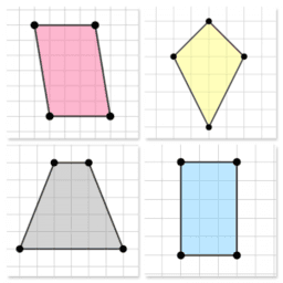 Open Middle: Building Special Quadrilaterals