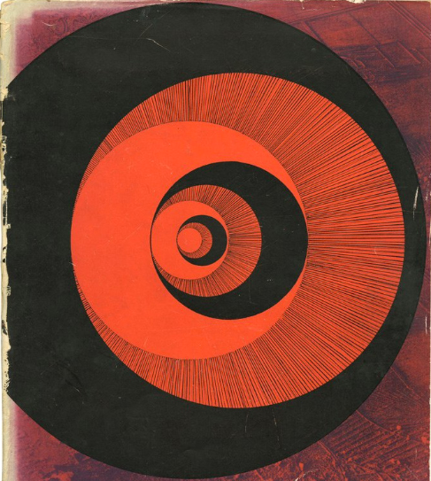 Cover of Minotaure, Marcel Duchamp