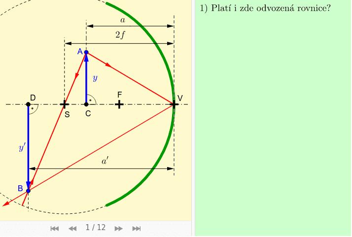 DUTÉ - poloha 3 - předmět mezi S a F Press Enter to start activity