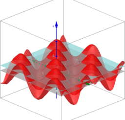 A Very Bumpy Wave