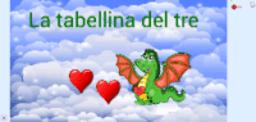 Tabellina del 3