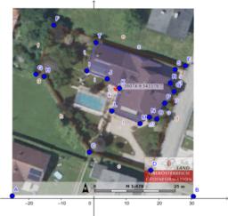 Grundstücksvermessungen