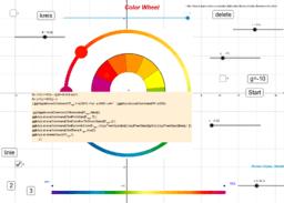 Color Wheel bug