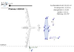 Géométrie d'un aéronef