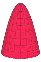 Sólidos - paraboloide e plano