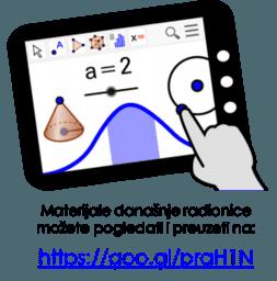 Dinamična matematika uz GeoGebru