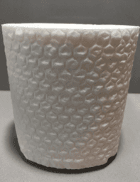 The toilet paper roll