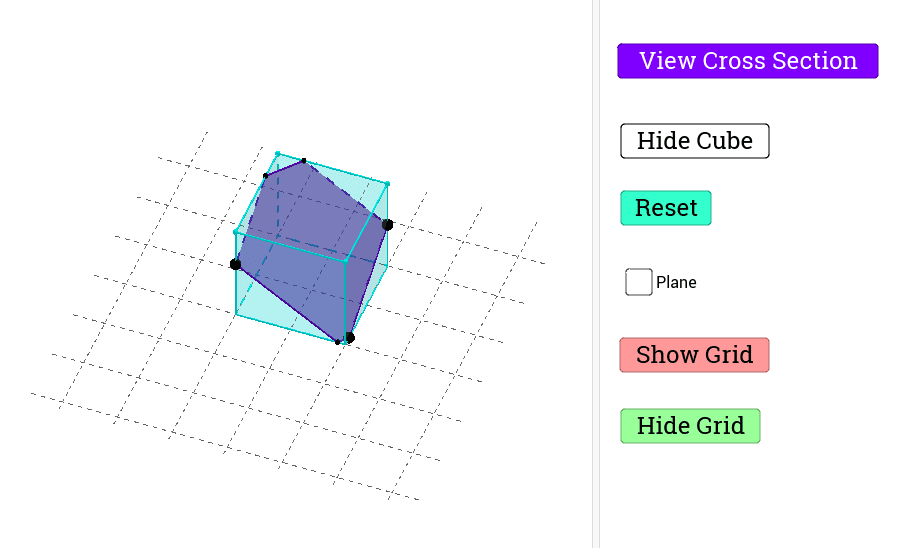 Prism Cross Sections Press Enter to start activity
