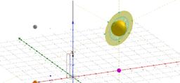 3D scala verso l'infinito