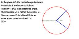 Inscribed Angle