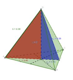 Pravilna trostrana piramida
