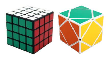Cubs tipus Rubik
