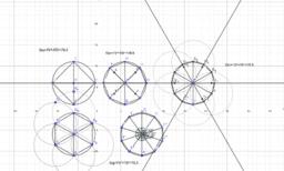 Правельные треугольники