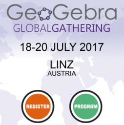GeoGebra Global Gathering 2017