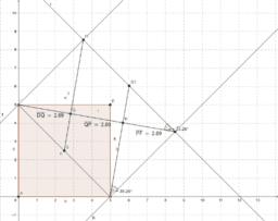 grafické řešení hzdálenost dvou rovnob rovin
