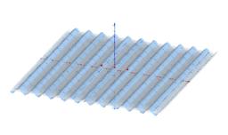 Sóng hình sin 3D