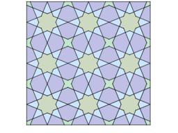 Islamski wzór geometryczny / Islamic geometric design