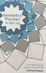 Geometry Puzzles in felt tip_ Students' solutions