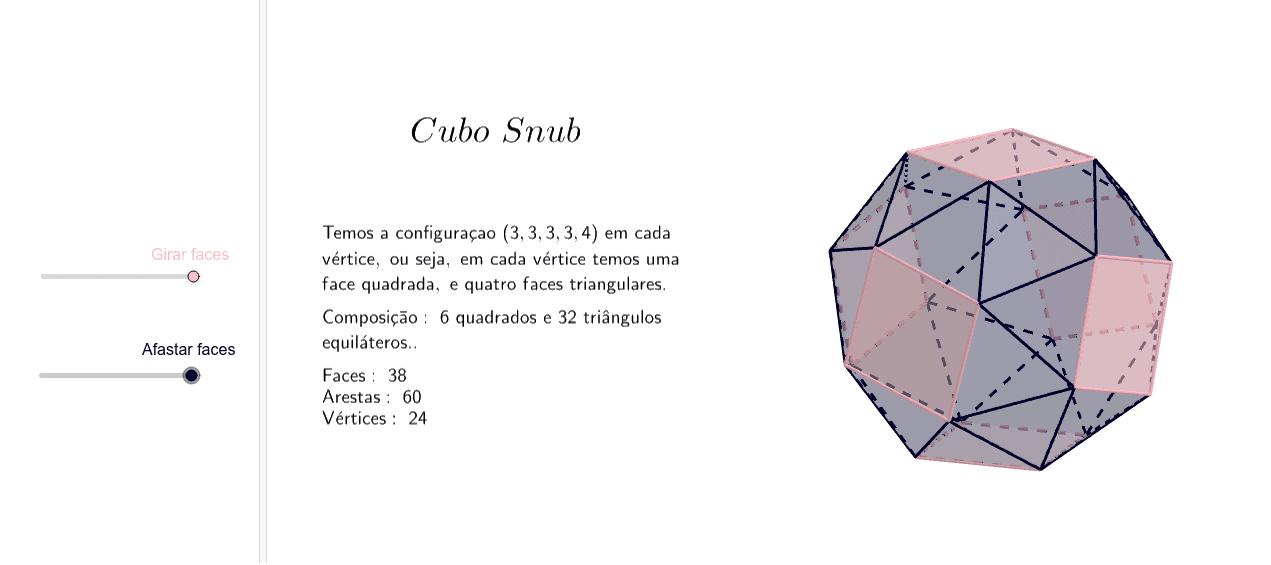 Cubo Snub Press Enter to start activity