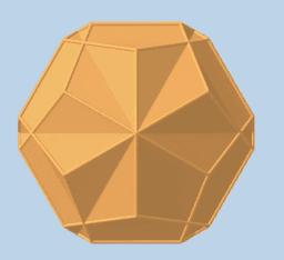 Rotación del Dodecaedro