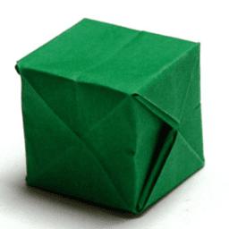 ORIGAMI: Gefaltete Mathematik - Unterrichtsplanung