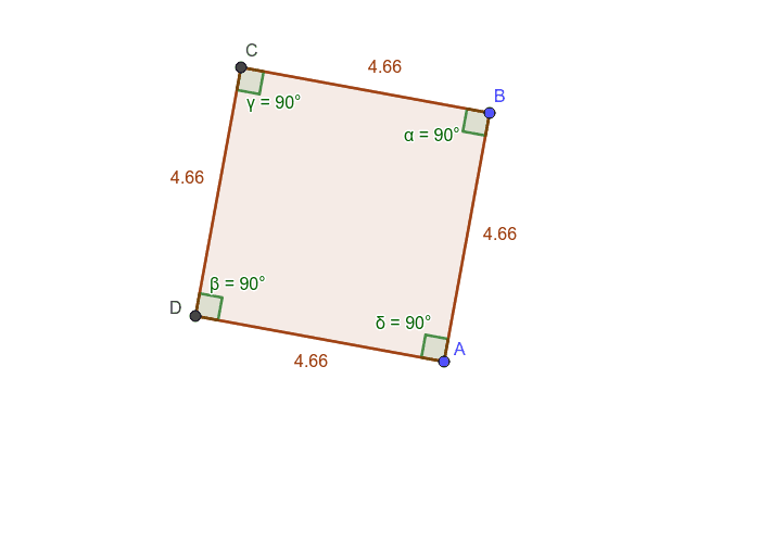 Square-Angles and Sides