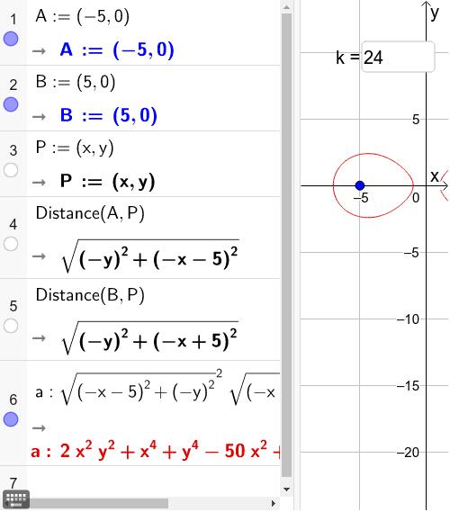 Vizsgáljuk a problémát a koordinátageometria eszközökkel! Press Enter to start activity