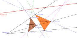 Desargues theorem