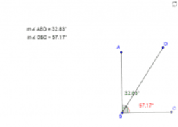 2.6 - Proving Angle Relationships Activity