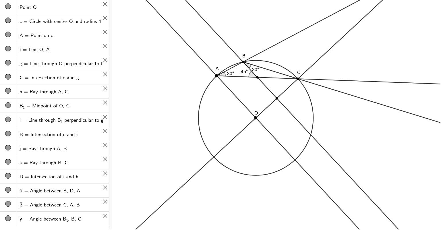 http://www.gogeometry.com/problem/problem001.htm Presiona Intro para comenzar la actividad