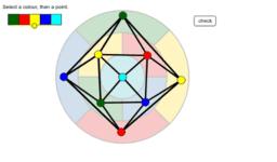 Теорема о четырех красках