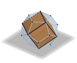 Würfel in Dodekaeder einschreiben