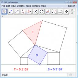 Program GeoGebra - dynamické prostředí pro výuku matematiky